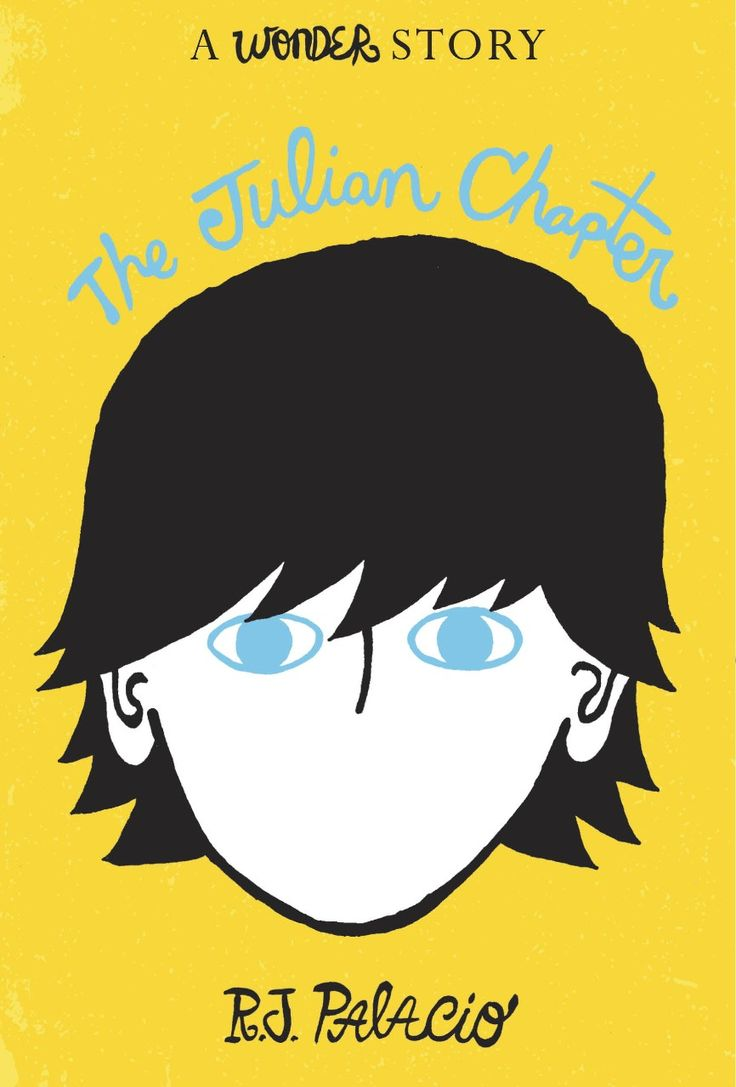 My favorite children's book of 2012, Wonder, has a new companion: an e-book, out this week, called The Julian Chapter. In 86 pages, it tells the story of Wonder from the point of view of the bad kid in the book—the bully. The hero of Wonder, if you haven't had...