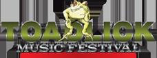 Toadlick Music Festival in Dothan, AL