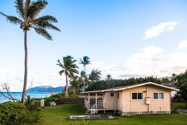 Laie Vacation Al Vrbo 565687 2 Br North S Oahu House In Hi Kealoha Beach Sep Special 175 Nt Als Pinterest