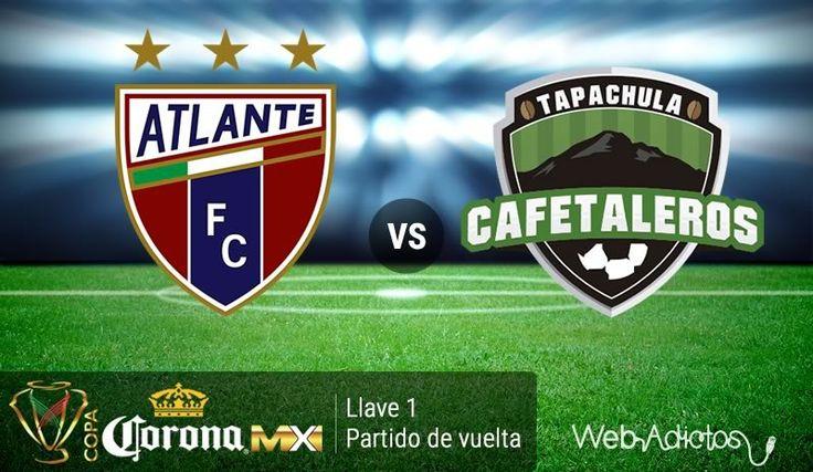 Atlante vs Cafetaleros, Copa MX Clausura 2016 ¡En vivo por internet! - https://webadictos.com/2016/01/26/atlante-vs-cafetaleros-copa-mx-clausura-2016/?utm_source=PN&utm_medium=Pinterest&utm_campaign=PN%2Bposts