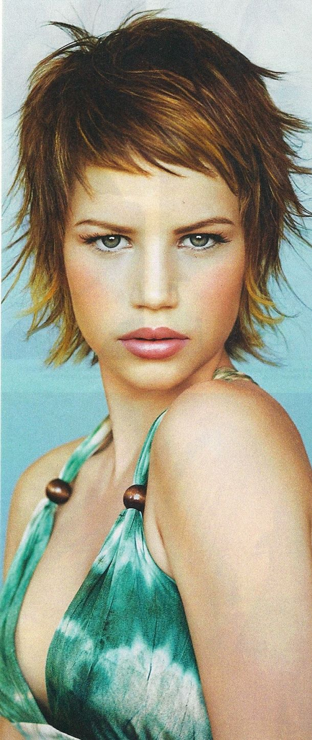 Messy Hairstyles Interesting 85 Best Hair Cuts Images On Pinterest  Shorter Hair Hair Cut And