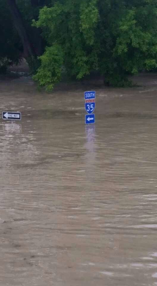 Record breaking Flooding in Texas