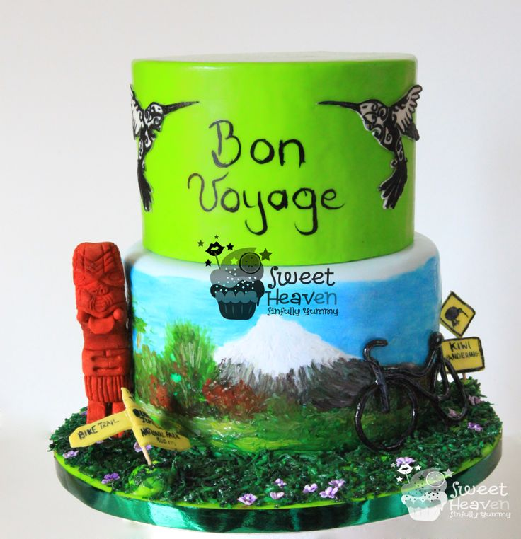 Cake Decorating In New Zealand : 28 best Hosting exchange Student images on Pinterest ...