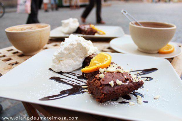 Chokladkoppen: a cafeteria no coração de Gamla Stan.