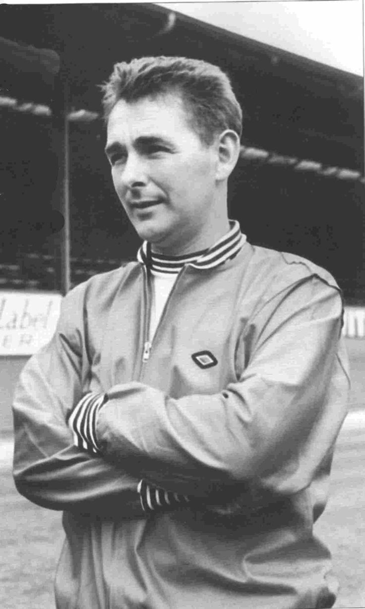 One of the best football managers the English game  has ever seen, Brian Clough (1967 here). There can be only one!