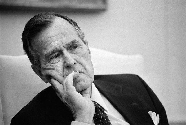 Jon Meacham's 'Destiny and Power: The American Odyssey of George Herbert Walker Bush' - NYTimes.com