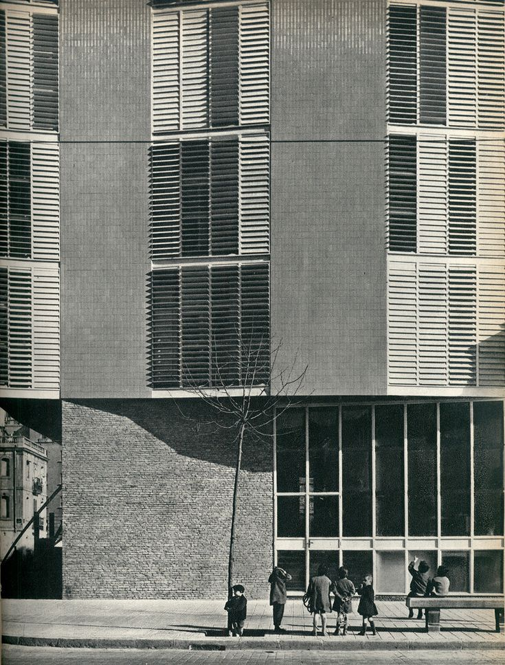 Gio Ponti on Coderch's Casa a Barceloneta [3/4]   This is my…   Flickr