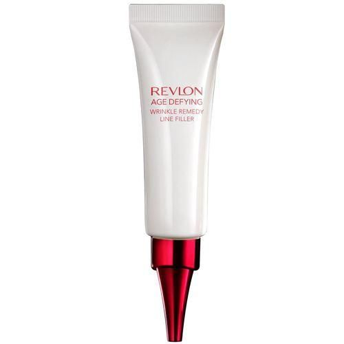 Marketed as an alternative to injectables, Revlon's Age Defying Wrinkle Remedy Line Filler ($12) instantly fills in fine lines making skin look plumper, softer, and smoother.