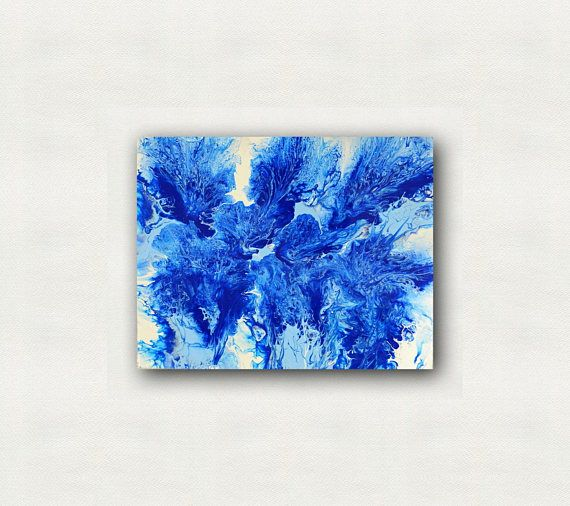 Blue wind Photo fantasy Photo mysticism digital download