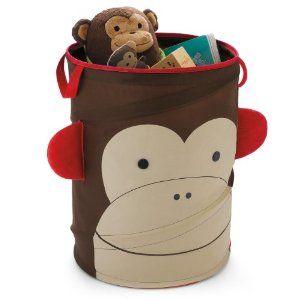 Skip Hop Zoo Pop-Up Hamper-Monkey, Monkey: Amazon.ca: Baby