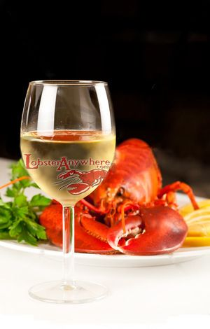 Pairing Good Lobster and Good Wine. Fresh Seafood, especially anything spicy, goes best with white wine not red [Lobster Recipes, Lobster, Fresh Seafood, Lobster Tail, Lobster Bisque, Lobster Roll] https://lobsteranywhere.com Live Maine lobster delivery direct from LobsterAnywhere. New England's mail order premium seafood company online since 1999 with ocean fresh and frozen lobster on sale for your business or special event. Guaranteed overnight USA. Orders guaranteed. #Lobster #Recipe…