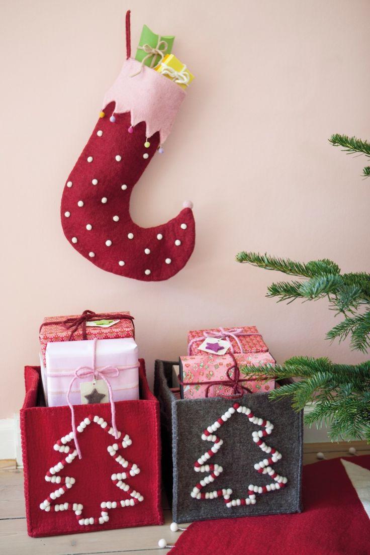 #rikkitikki #éngryogsif #christmas #basket #stocking #christmasdecoration #news #AW15