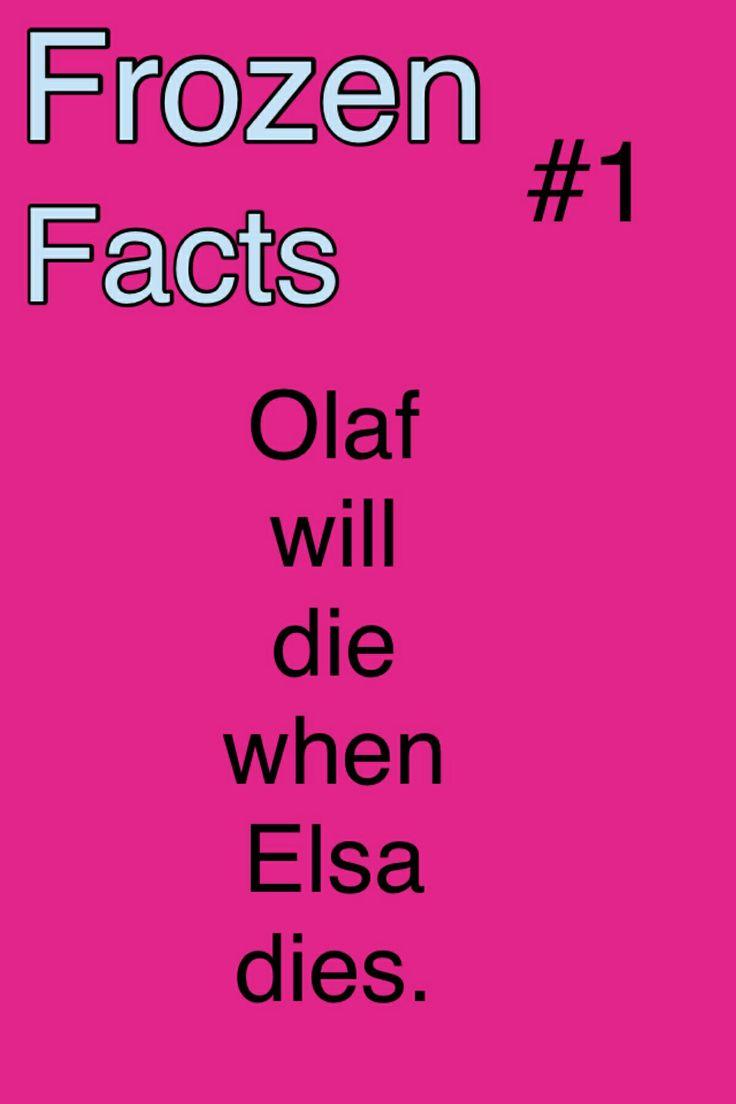 Frozen Facts #1