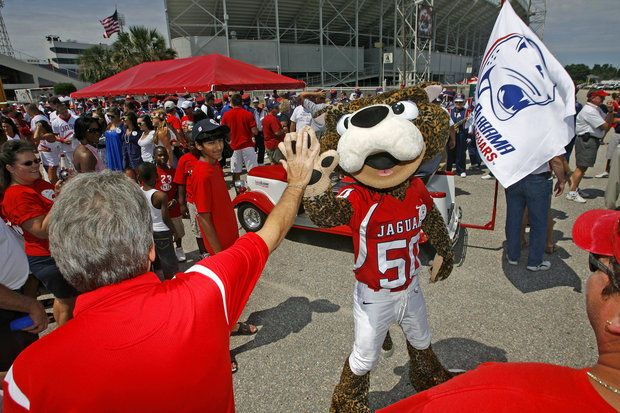 South Alabama football schedules its annual Fan Day from 4-6 p.m. ...