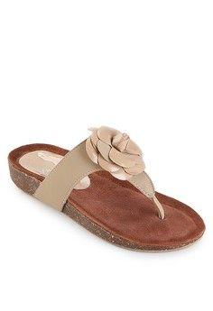 jual sepatu wanita murah berkualitas: Sepatu wanita Tracce Female Flat Sandal