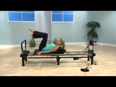 AeroPilates Pull-Up Bar accessory with Marjolein Brugman.mp4 - YouTube