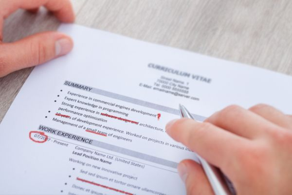 Lying in a CV about having a graduated high school can lead to 5 years in jail ... With the slew of fake qualifications that have plagued mainly the public sector over the past year, many school leavers will wonder if it's acceptable to make alterations to their matric certificates to increase their chances of finding a job in the new year.
