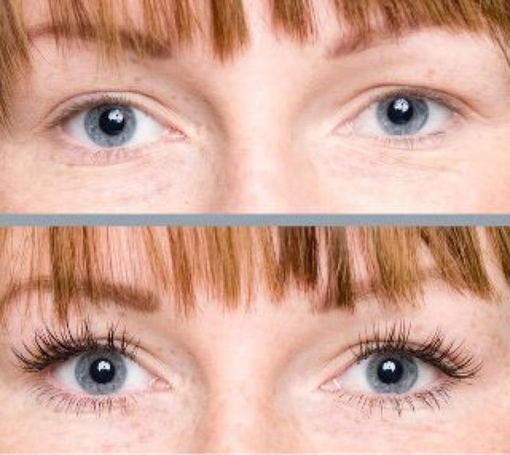 Awesome Lash Extensions before & afters.
