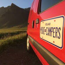 Iceland Mini Campers  #motorhomerental, #campervanrental, #camper