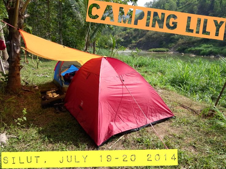 Camping Lily, July 2014 Kali Oyo, bantul, Yogyakarta