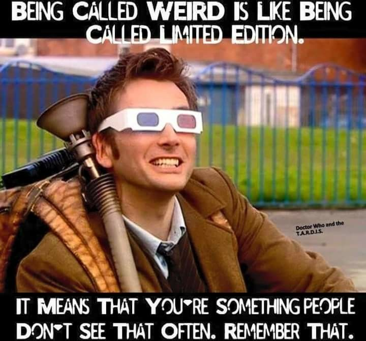 Good Quote And An Awesome Doctor As Well Doctor Who Doctor Who Memes Doctor