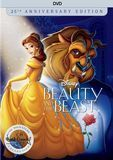 Beauty and the Beast [25th Anniversary Collection] [DVD] [Eng/Fre/Spa] [1991]
