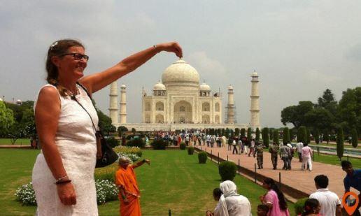 Private TajMahal day Trip from New Delhi