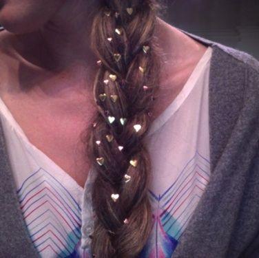 Gorgeous hair! ♥