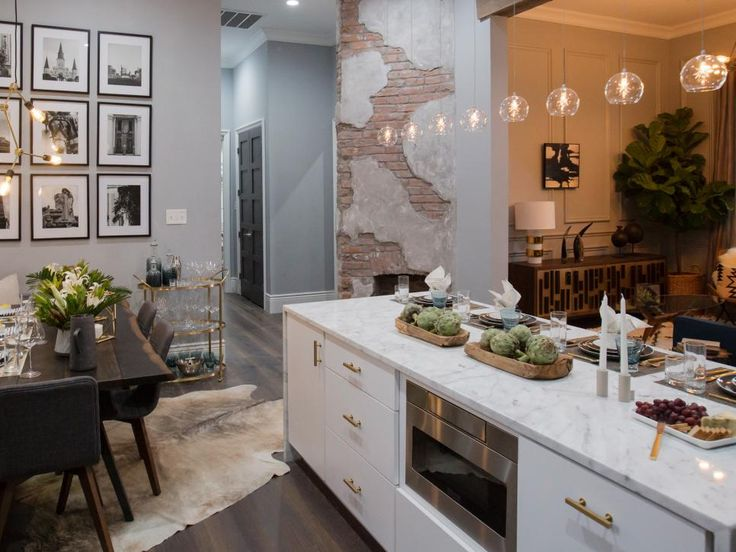Brothers Take New Orleans Living Room Transformations
