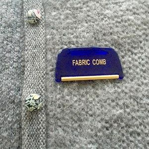 Wool comb, no piling