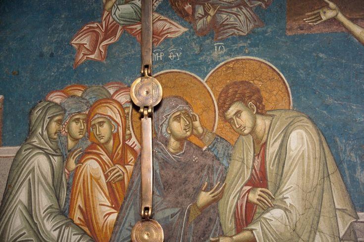 BLAGO | BLAGO : Decani : 26 Crucifixion
