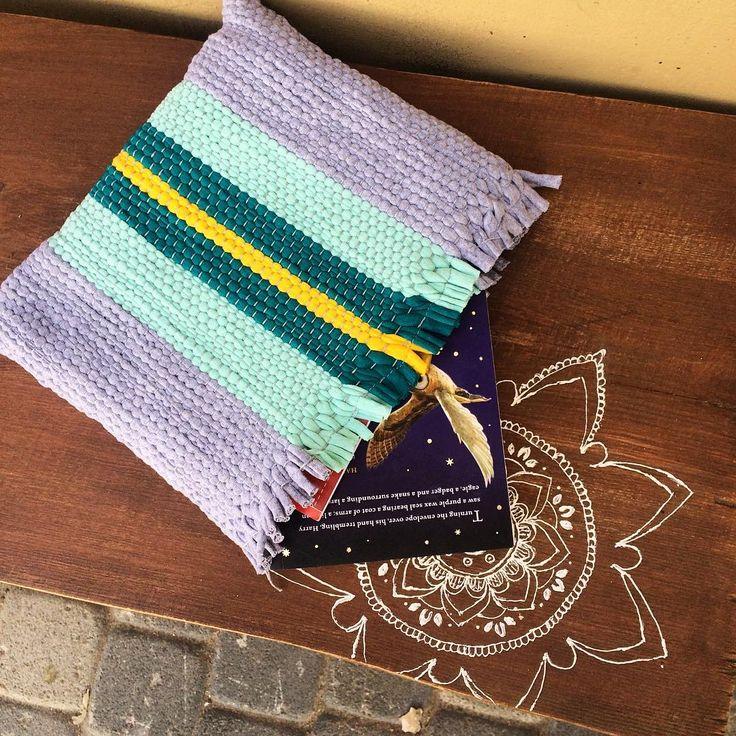 boho bag weaving kourelou