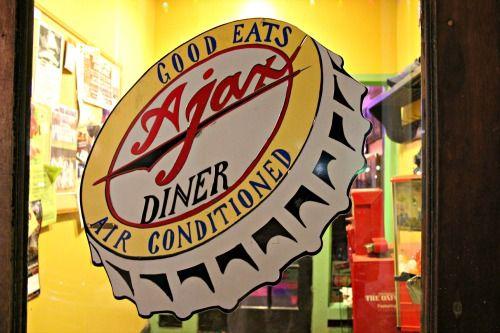 Ajax Diner, Oxford Mississippi.... sooo good