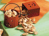 How to Roast Pumpkin Seeds -13 flavors
