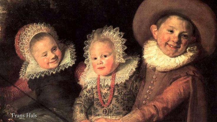 Pintores holandeses del Siglo de Oro.