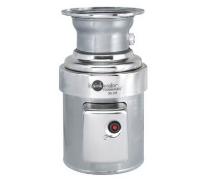 InSinkErator S-125-12A-CC101 2083 Disposer Pack w/ 12-in Bowl & Cover, CC101 Panel, 1-1/4-HP, 208/3V, Each