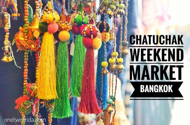 Come organizzare una visita al Chatuchak market: come arrivare, orari di apertura,cosa comprare, consigli utili per sopravvivere al caldo e spendere poco!
