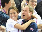 Celebs & royals at the Olympics