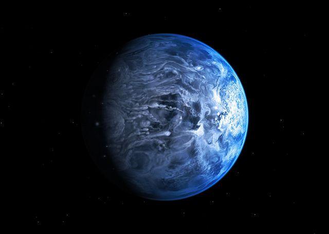 NASA Hubble Finds a True Blue Planet by NASA Goddard Photo and Video