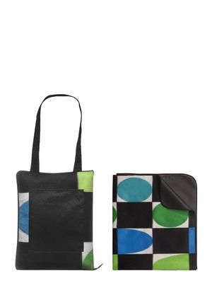 Domino Picnic Blanket by Sagaform
