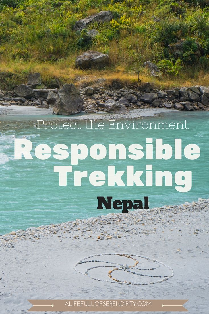 Simple Guidelines for a responsible Trek in Nepal. Find out how you can protect the environment when you sign up to one of the many treks. A Guide to responsible travel / ecotourism in Nepal.