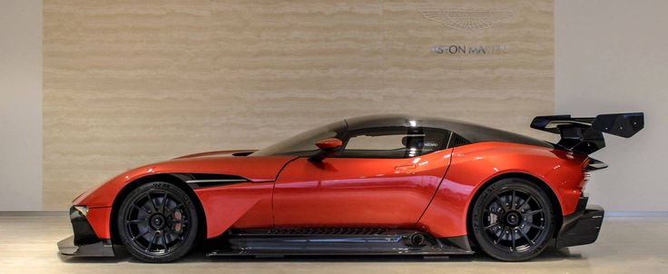 The #new_Aston_Martin #Vulcan has already arrived in USA. Find more #automotive_news and #cars_for_sale on www.repokar.com.