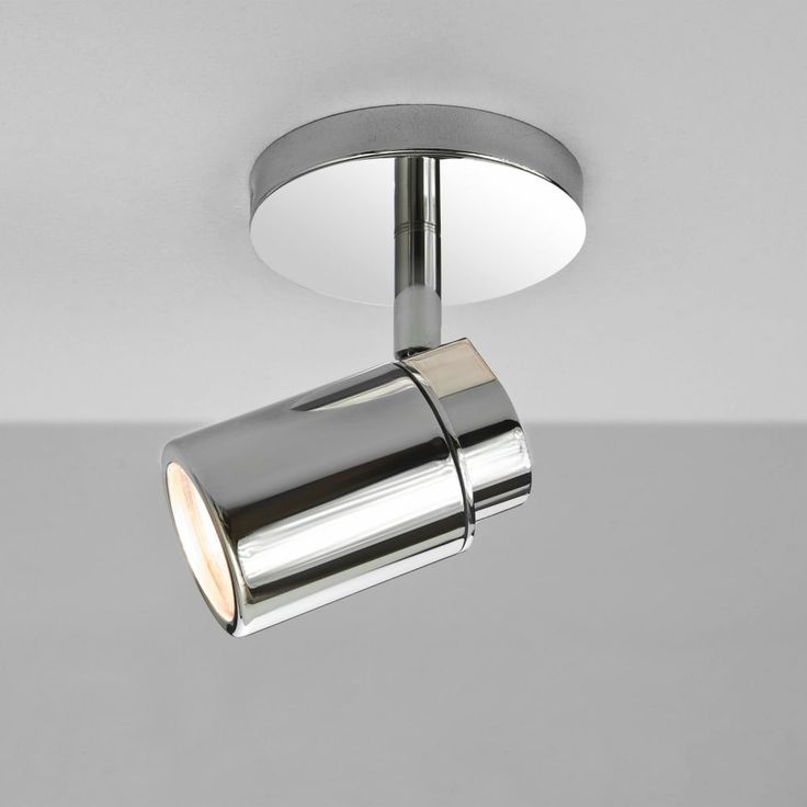 Como IP44 Single Bathroom Spotlight