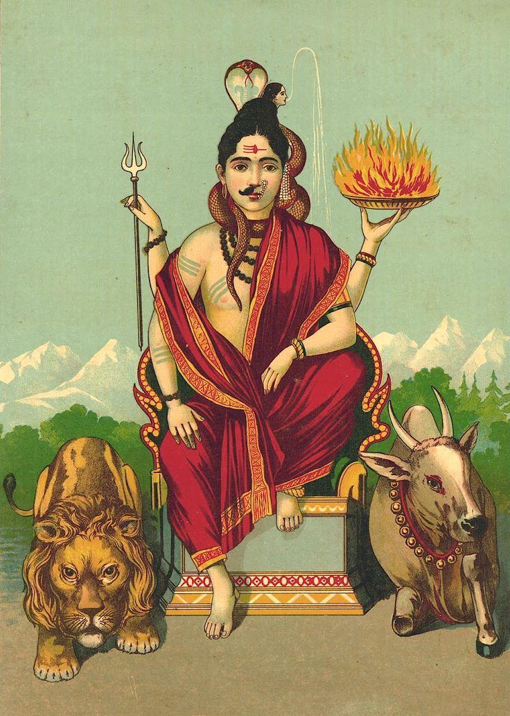 """sinopupil: """" magictransistor: """" Rāmāyaṇam (Oleographs and paintings), Raja Ravi Varma, c. 1890-1910. """" """""""