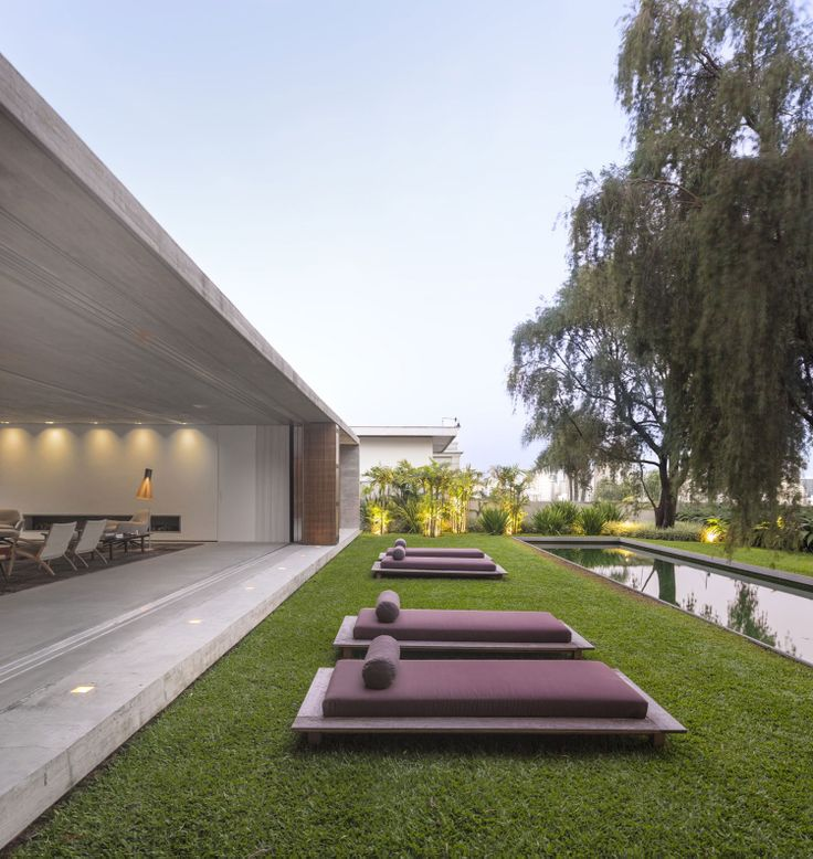The P House by Studio MK27