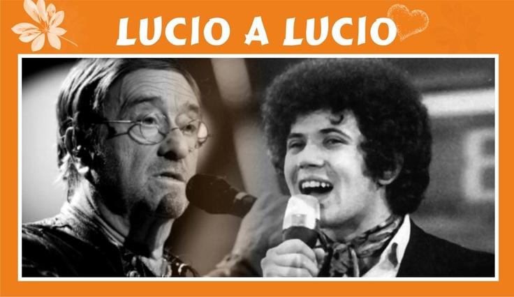 Lucio Battisti & Lucio Dalla ♥