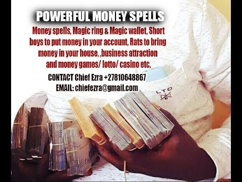 POWERFUL MONEY SPELLS IN DURBAN, +27810648867, VRYHEID, EAST LONDON