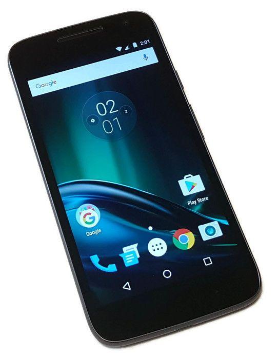US Cellular Motorola G4 Play Black 16GB Clean ESN Smartphone Android Phone #7167 #Motorola #Smartphone
