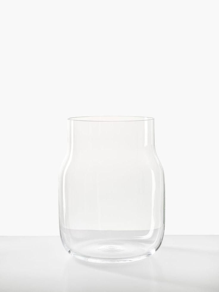 Base Vase Clear 230 x 185 mm