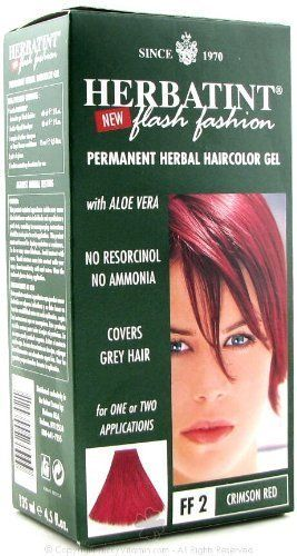 Herbatint Hair Color Crimson Red Ct -- Check this useful article by going to the link at the image. #hairhack
